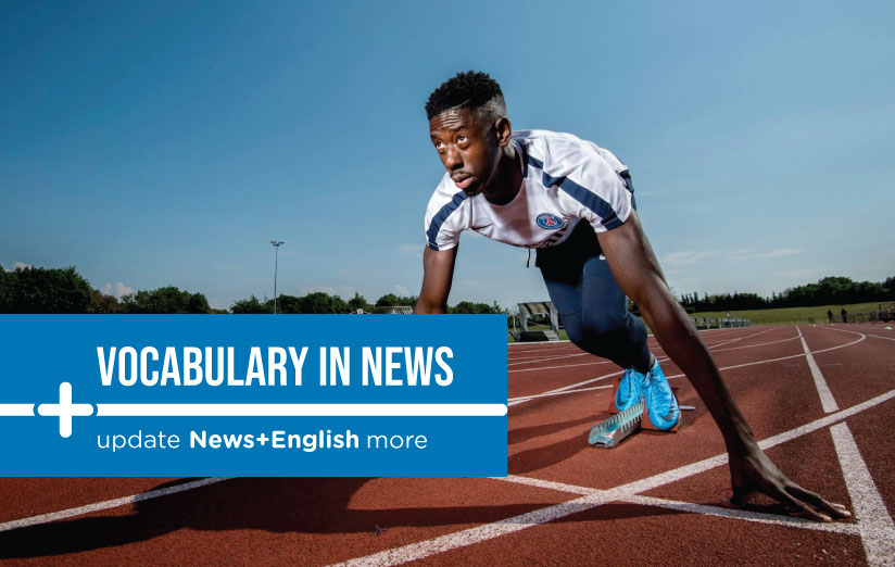 Vocabulary In News: Indonesian sprinter who could barely afford shoes wins 100m gold